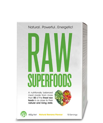 Raw Superfoods 400g 10 Servings